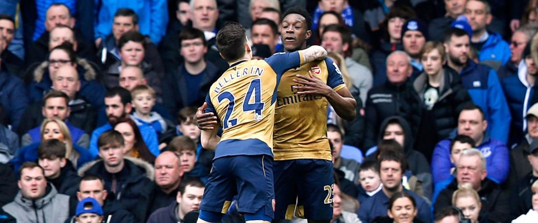 Arsenal s'impose à Goodison Park