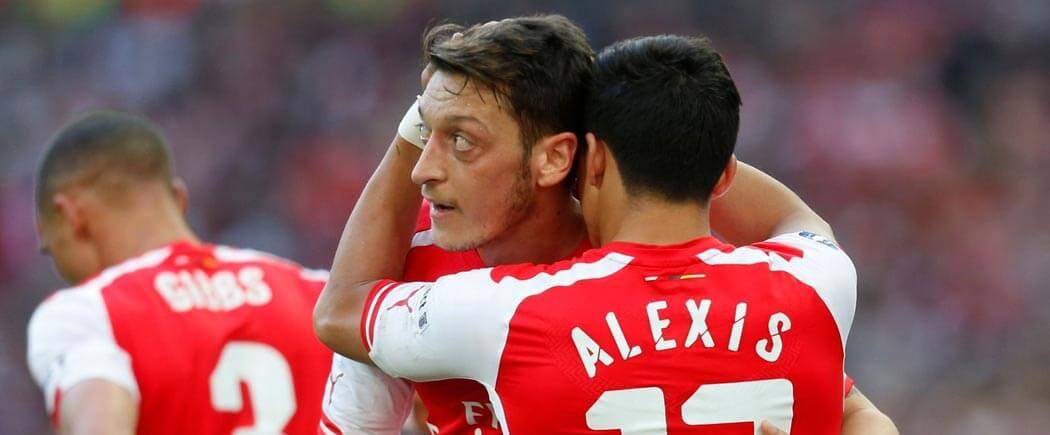 Arsenal en toute tranquilité