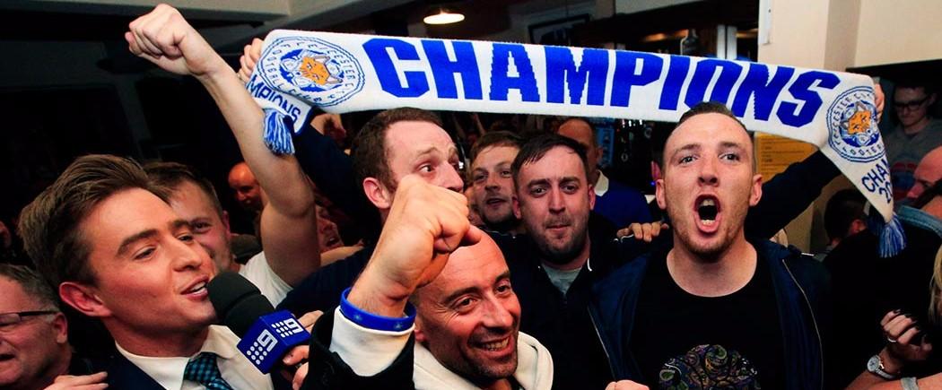 Leicester champion, « ça fait du bien »