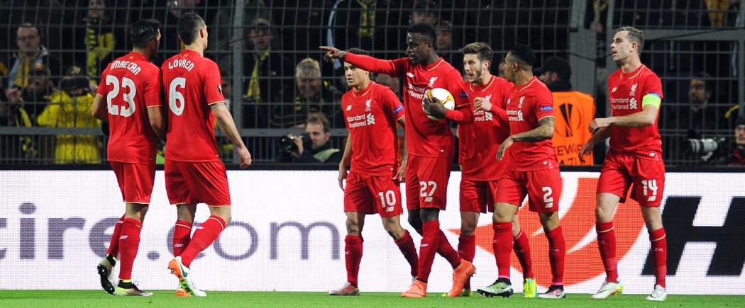 Liverpool en finale !