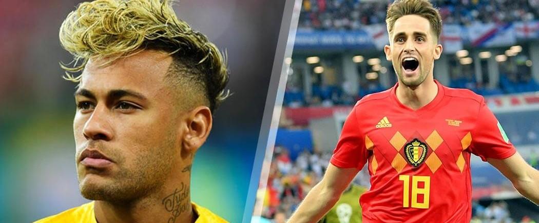 Quarts de finale : Brésil-Belgique pour les nuls