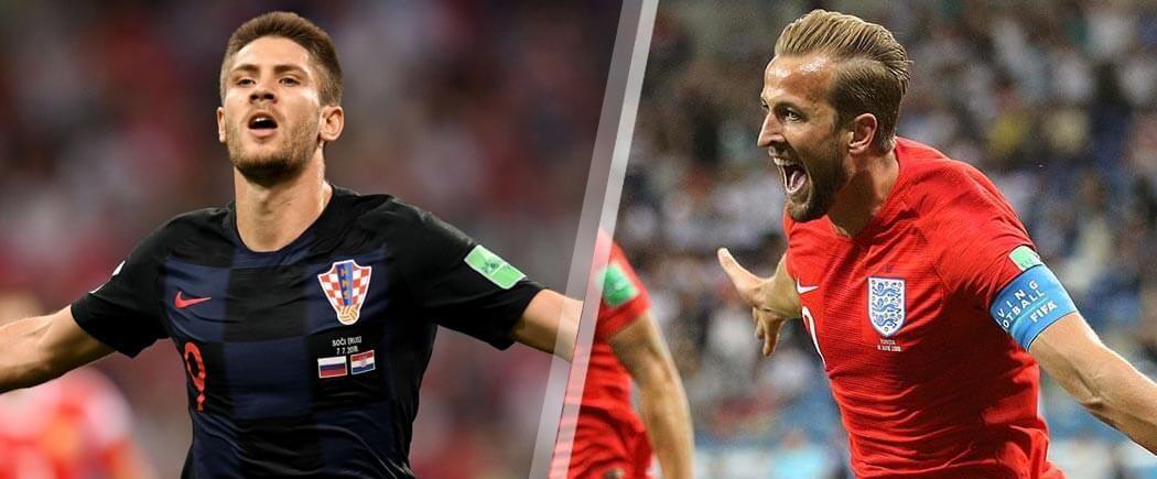 Demi-finales : Croatie-Angleterre pour les nuls