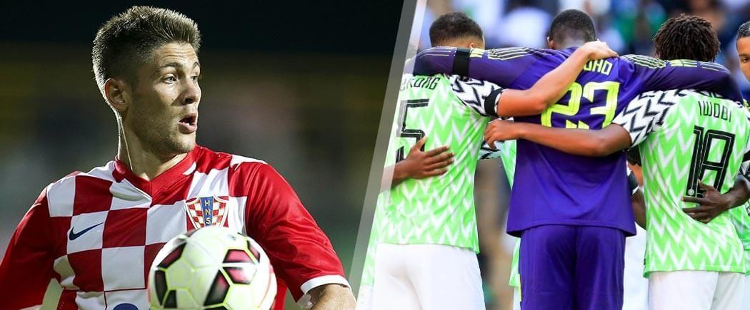 GROUPE D : Croatie-Nigéria pour les nuls