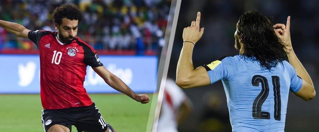 GROUPE A : Egypte-Uruguay pour les nuls