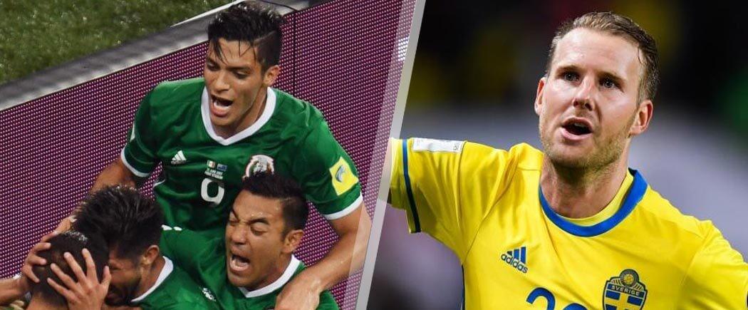 GROUPE F : Mexique-Suède pour les nuls