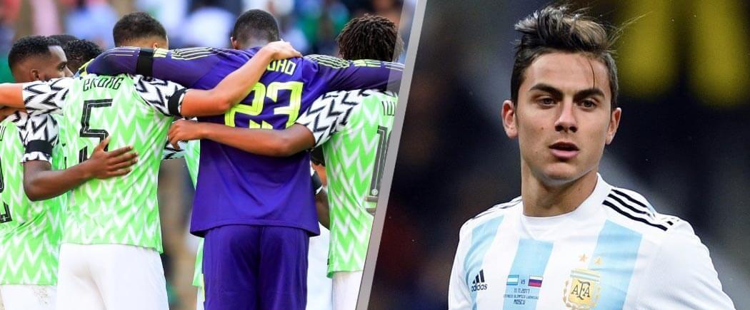 GROUPE D : Nigéria-Argentine pour les nuls