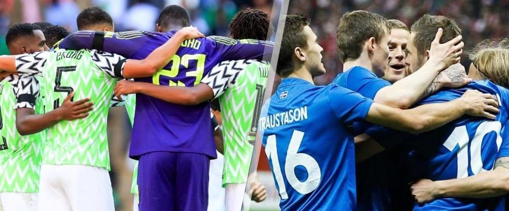 GROUPE D : Nigéria-Islande pour les nuls
