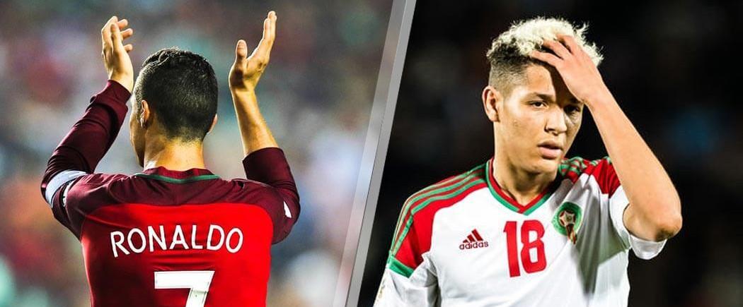 GROUPE B : Portugal-Maroc pour les nuls