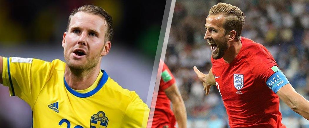 Quarts de finale : Suède-Angleterre pour les nuls