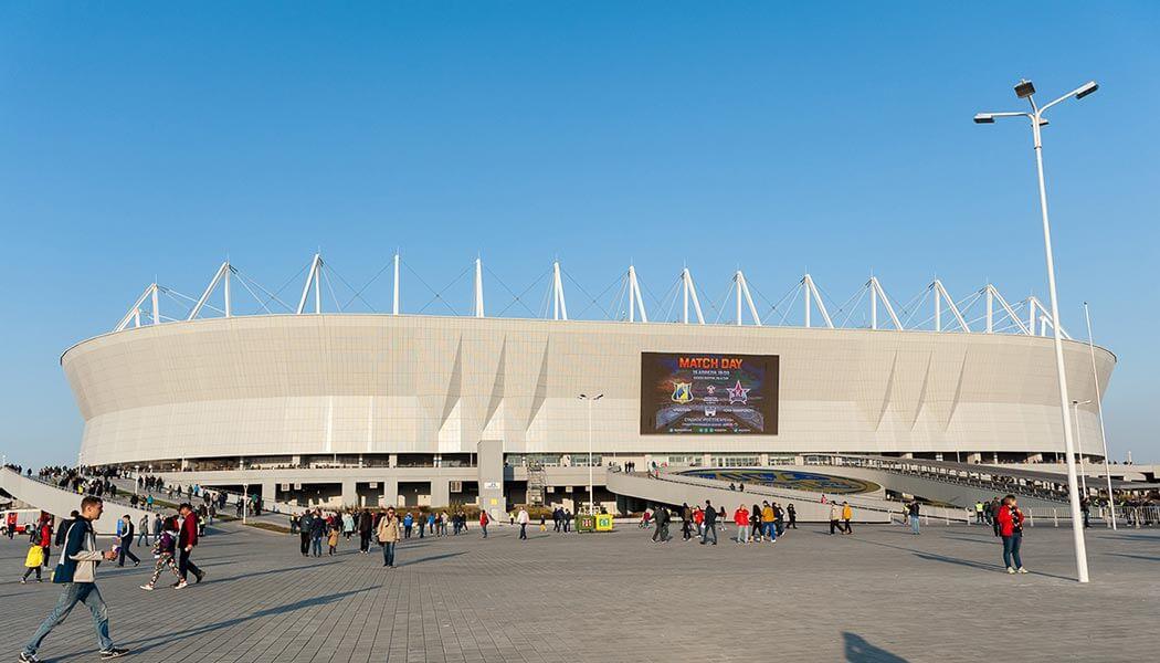 LE TOUR DU PROPRIO (12/12) : Rostov Arena
