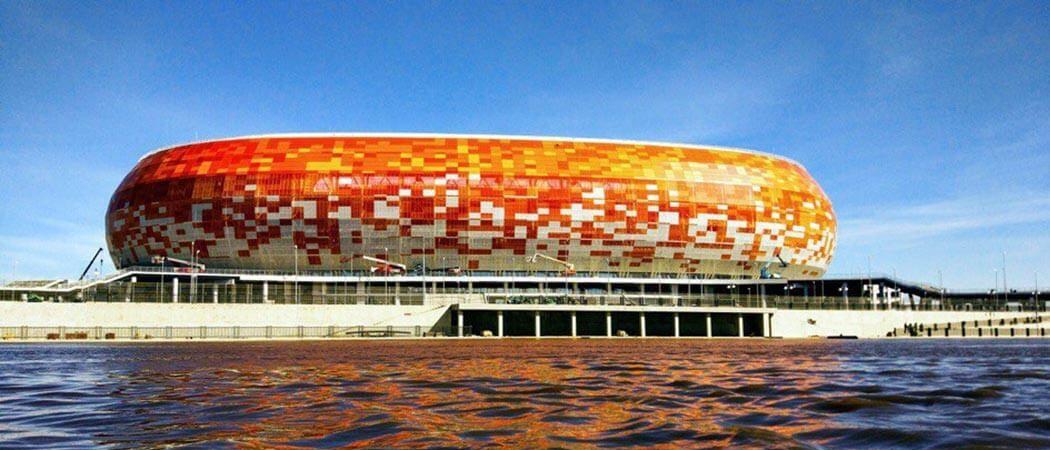 LE TOUR DU PROPRIO (3/12) : Stade de Saransk