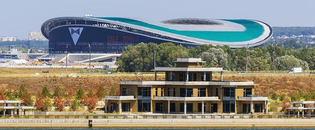 LE TOUR DU PROPRIO (5/12) : la Kazan Arena