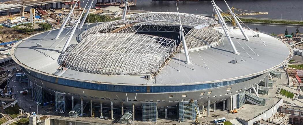 LE TOUR DU PROPRIO (2/12) : Stade de Saint-Pétersbourg