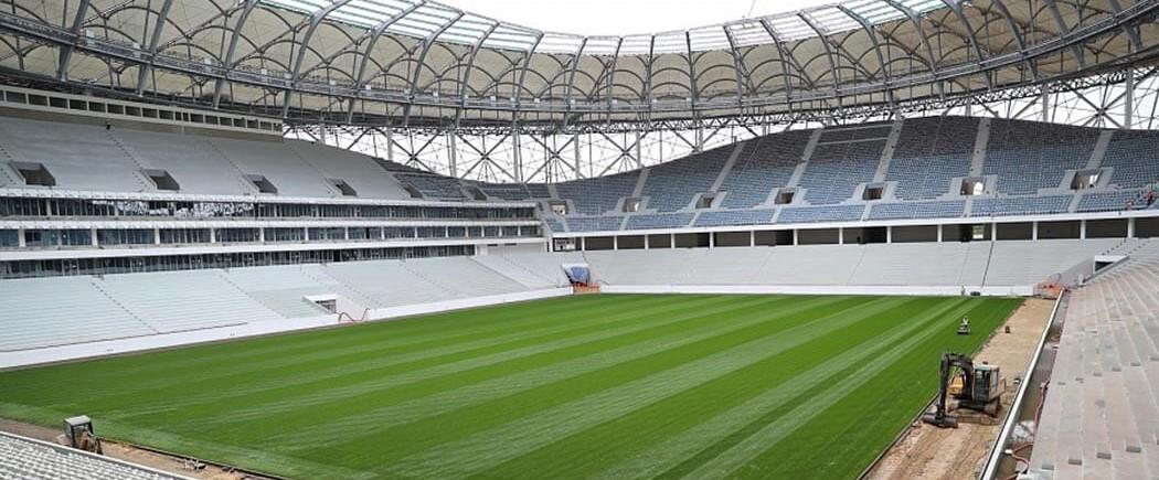 LE TOUR DU PROPRIO (4/12) : stade de Volgograd