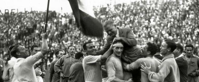 Histoires insolites - Le Mondial de la propagande (Italie 1934)