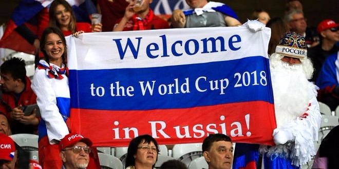 Le chef des supporters russes interdit de stade pendant le Mondial