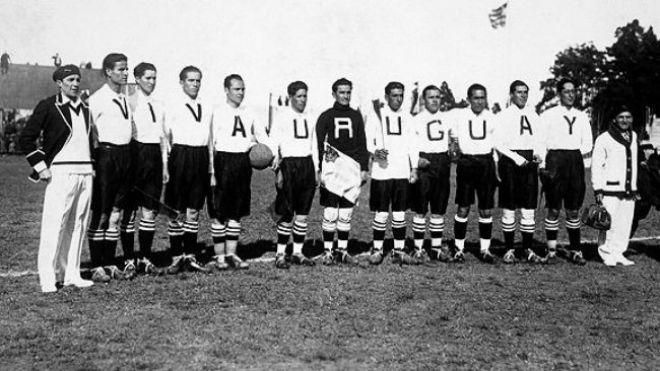 Histoires insolites - L'Arche de Rimet (Uruguay 1930)