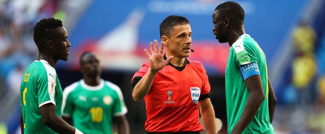 Le Sénégal se plaint du Japon à la FIFA