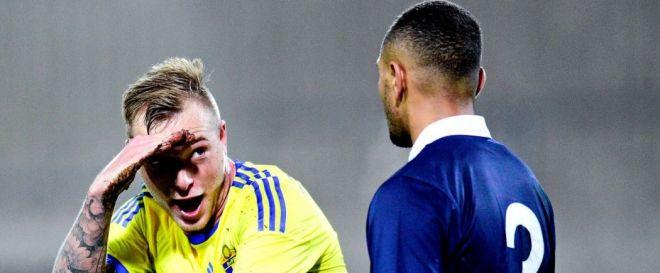 La Suède pas favorite contre la Suisse