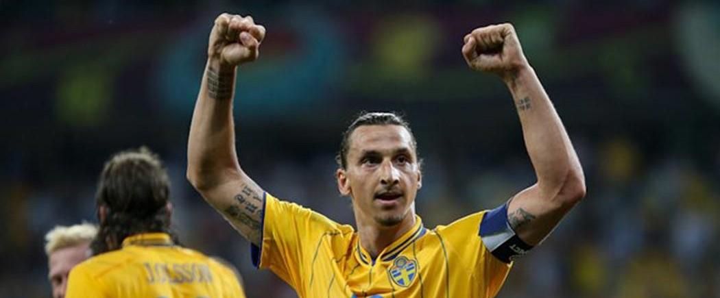 Aucune pression pour la Suède, Zlatan « n'est pas là »