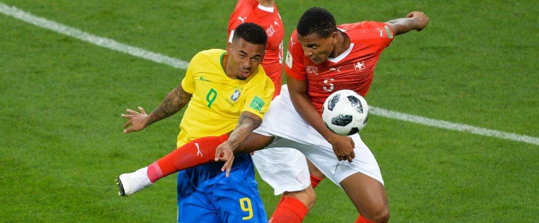 Le résumé honnête de Brésil-Suisse