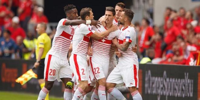 La Suisse domine le Japon