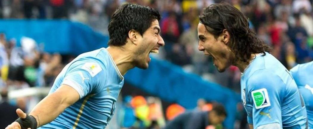L'Uruguay surprend l'Egypte en fin de rencontre