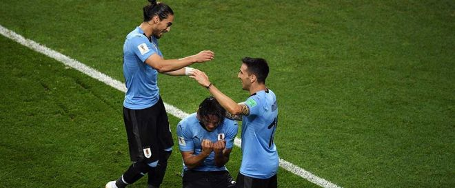 Le résumé honnête d'Uruguay-Portugal