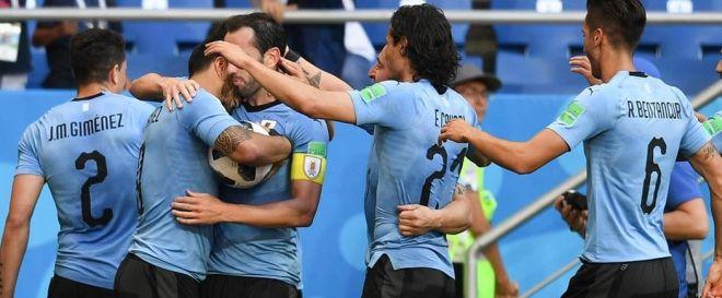 Le résumé honnête d'Uruguay-Arabie Saoudite