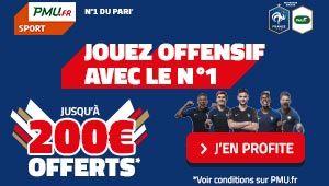 200€ de bonus offerts