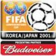 Corée du sud Japon 2001