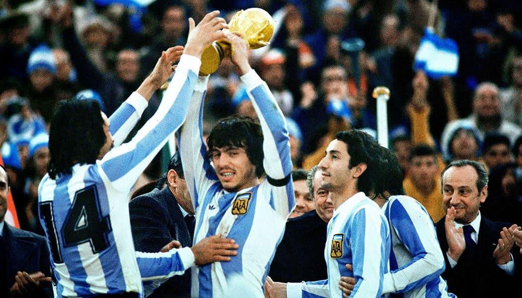 Coupe du monde 1978 en argentine - Meilleur buteur coupe du monde 1994 ...