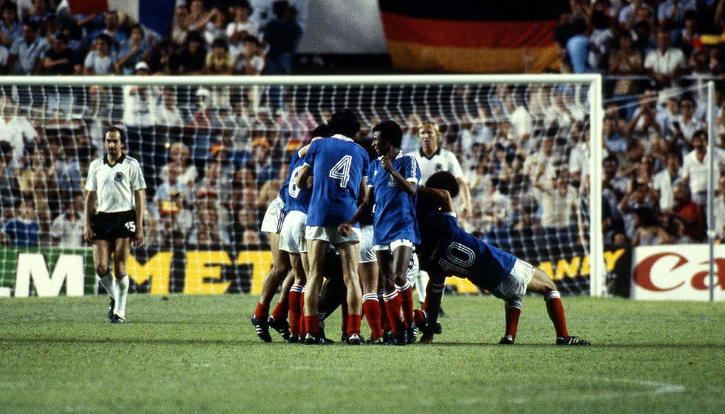 Coupe du monde 1982 en espagne - Coupe du monde france allemagne 1982 ...
