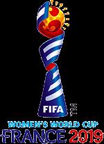 Logo officiel de la Coupe du monde France 2019