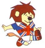 Willy, mascotte Coupe du monde Angleterre 1966