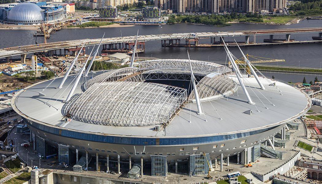 Stade de Saint-Petersbourg